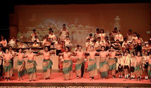 Perth Sinhala School Muthu Keta Vessa 2nd Concert The Rain of Talents